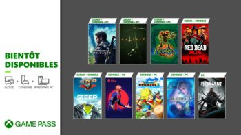 Xbox Game Pass : les nouveaux jeux de mai 2021 (FIFA, Red Dead Online, Final Fantasy…)