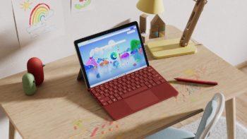 Microsoft dévoile la Surface Go 3 avec de nouveaux processeurs Intel