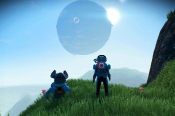 No Man's Sky : il est désormais possible d'adopter… un alien de compagnie (trailer)