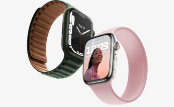 [Nouvelles Technologies] Apple présente son Apple Watch Series 7