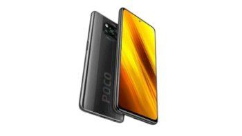 Le Xiaomi Poco X3 et son écran 120 Hz à moins de 160 euros