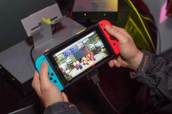 La baisse de prix pour la Nintendo Switch reste exclusive à l'Europe