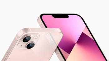 [Nouvelles Technologies] L'iPhone 13 et 13 Mini