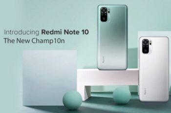 Redmi Note, Redmi Note 10 Pro et Redmi Note 10 Pro Max AMOLED et Caméra 48/64/108Mp à partir de 165$.