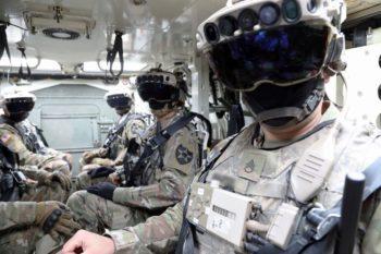 Casque de combat «HoloLens» : l'armée américaine arrête sa collaboration avec Microsoft
