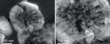 Des microbes ont réussi à se développer dans des échantillons de roche martienne
