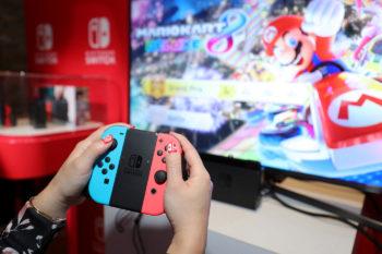 La Switch Pro aurait un écran OLED de 7 pouces et la 4K en mode TV