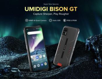Umidigi Bison GT, plus grand, plus Puissant et avec des meilleurs Caméras pour cette version GT