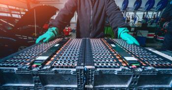 Les batteries lithium-ion pourraient bientôt avoir une alternative plus écologique