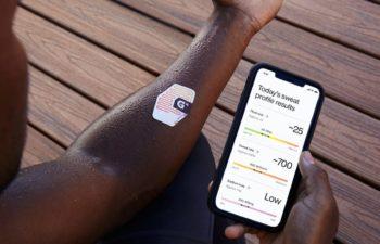 Sport : Gatorade lance un patch intelligent pour analyser votre transpiration