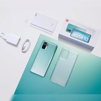 Le nouveau Redmi Note 10 de Xiaomi à seulement 168 euros !