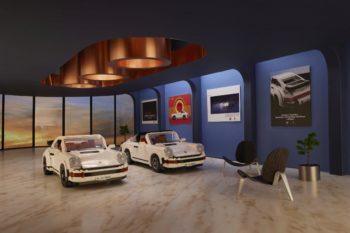 L'ensemble deux-en-un LEGO Porsche 911 Turbo et 911 Targa est disponible