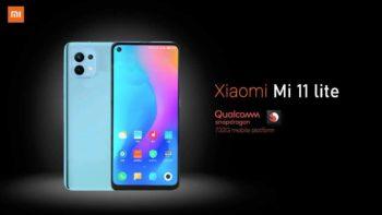 Le Xiaomi Mi 11 Lite 5G apparait sur la Liste FCC et donne plus de spécifications