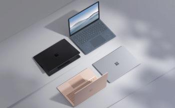Microsoft annonce le Surface Laptop 4 : Intel ou AMD au choix pour les processeurs