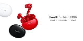 Huawei FreeBuds 4i avec ANC et 10 heures de lecture annoncé en Chine, l'Injection en plus !