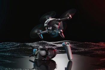 DJI dévoile son premier drone FPV (Casque, vidéo 4K/120 ips, FoV 150°, manette à détection de mouvements)