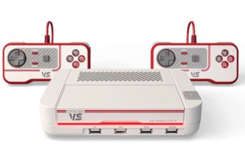 A quelques semaines de sa sortie en France, la console Evercade dévoile son jeu (rétro)