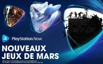 PlayStation Now : les nouveaux jeux de mars 2021 (InFamous Second Son, Superhot…)