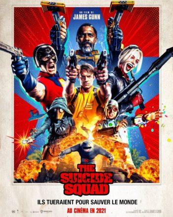 [Actu] The Suicide Squad : La bande annonce