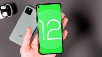 Android 12 : la Developer Preview 1.1 est disponible