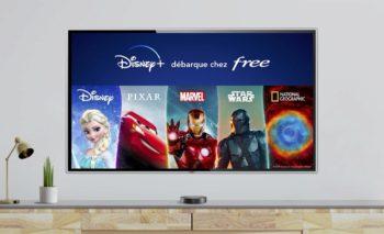 Disney+ bientôt disponible sur la Freebox Delta