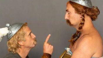 Astérix et Obélix L'Empire du Milieu dévoile un casting XXXL plus gros qu'Obélix