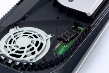 PS5 : la mise à jour avec le support des SSD M.2 est disponible