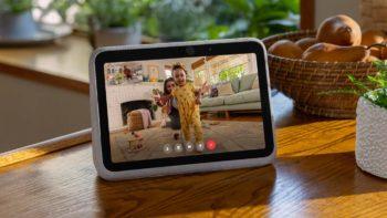 Facebook dévoile Portal Go, son premier écran connecté portable