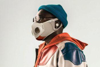 Coronavirus : le designer des Daft Punk et Will.i.am lancent un masque anti-Covid high-tech