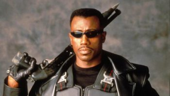 "Wesley Snipes travaille sur un film ""Blade Killer"" plus violent que le reboot de Blade"