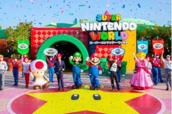 [Actu] Super Nintendo World a enfin ouvert ses portes