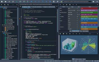 Un environnement de développement scientifique en Python