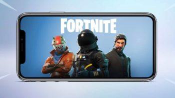 Fortnite revient prochainement sur iOS