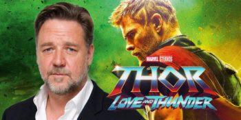 Russel Crowe rejoint le casting de Thor Love and Thunder : les 3 rôles les plus probables
