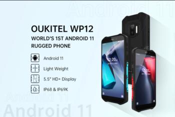 Oukitel WP12 , plus petit, plus compact et moins chère pour le 8 Mars