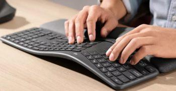Logitech annonce son clavier Ergo K860 en France