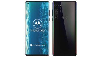 Le Motorola Edge et son magnifique écran OLED à seulement 365 euros