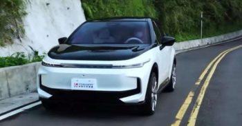 Foxconn dévoile plusieurs prototypes de véhicules électriques