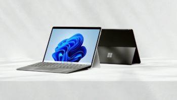 Microsoft annonce la Surface Pro 8 : écran 120 Hz et Thunderbolt