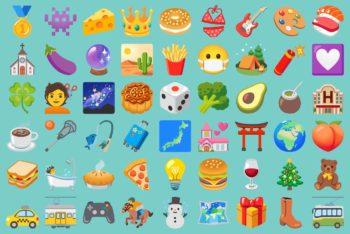 Google dévoile près de 1 000 nouveaux Emojis pour Android 12 et ses services