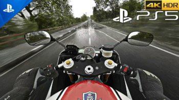 Ride 4 : sur PS5 et Xbox Series X, le jeu de moto atteint un niveau de réalisme exceptionnel