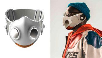 Xupermask : le masque futuriste et anti-covid de Will.i.am