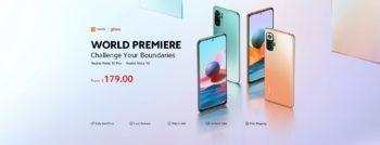 [Bon Plan] La série Redmi Note 10 de Xiaomi est déjà en précommande à partir de 179 euros !