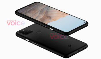 Le Google Pixel 5a 5G sortira seulement dans 2 pays