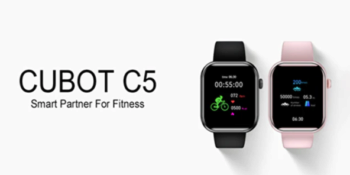 Montre connectée Cubot C5 , Votre partenaire pour Fitness pour moins de 35€