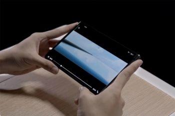 L'Oppo X enroulable sera compatible avec la recharge sans fil et à distance