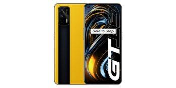 Le Realme GT 5G est officialisé : Snapdragon 888 et écran 120 Hz pour environ 400 euros