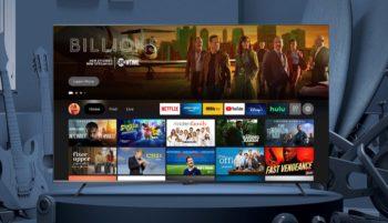Amazon annonce ses premiers téléviseurs : Fire TV Omni et Series 4