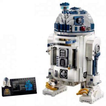 LEGO Star Wars : un R2-D2 collector de plus de 2000 pièces pour fêter les 50 ans de Lucasfilm