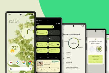 Android 12 est maintenant disponible en version finale